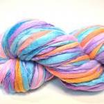 84 yards and 4.8 ounces handspun ya..